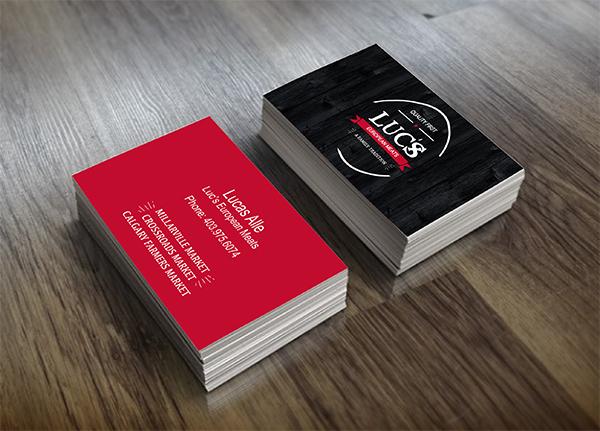 Charente France Business Card Designer